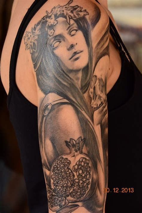 persephone tattoo 25 best ideas about mythology tattoos on