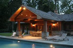 pavilion and pool house ideas 78 ideas about pool house pool house transitional pool