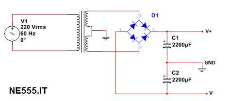 alimentatore regolabile in tensione e corrente alimentatore duale regolabile da 1 5v a 20v 5a ne555