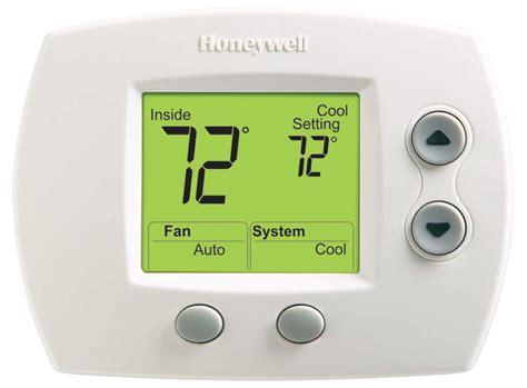 Digital Non Programmable Thermostat   Honeywell