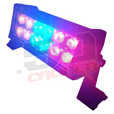 multi color led light bar multicolor 6 inch led light bar with wireless