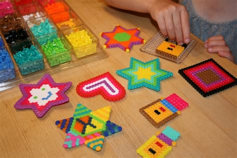 how to make things out of perler 16 crafts you loved as a kid