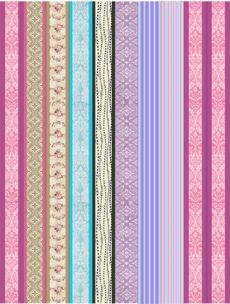 Paper Bead Kit - paper bead designer kit vintage pastel templates for paper