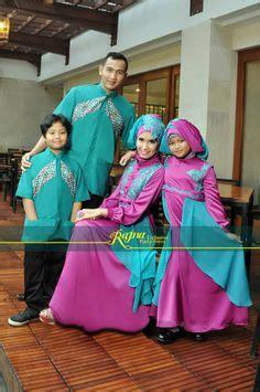 Batik Keluarga Kebaya Sarimbit Monokrom Exclusive busana muslim keluarga ayah ibu dan anak model baju batik terbaru