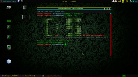 best themes for kali linux 2 0 image gallery kali linux themes