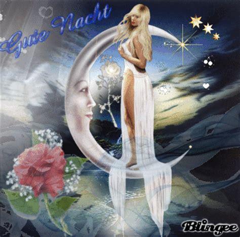 gute nacht meine lieben freunde good night  dear friends picture  blingeecom