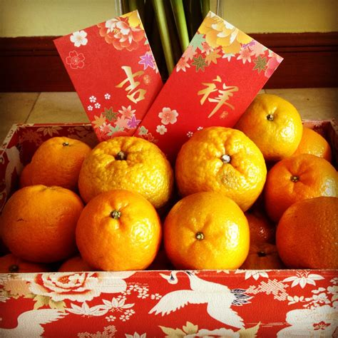 new year gift oranges my khimology what s new year without