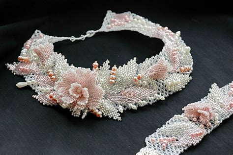 beadwork ideas flores chaquira on beaded flowers beading and