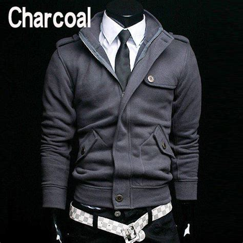 aliexpress jackets aliexpress com buy mens casual jacket high collar jacket