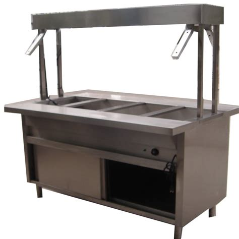 buffet tables restaurant equipment supply and design