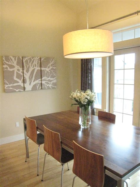 Dining Room Drum Pendant Lighting Modern Dining Room Sets Begins At Home Loversiq