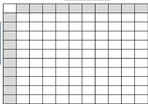 Free Football Square Template by Printable Football Square Template Free In Pdf Format