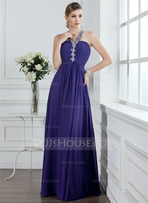 was ist lavendel 4956 a linie princess linie v ausschnitt bodenlang chiffon