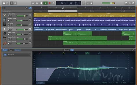 Garage Band Update by Garageband For Mac Update Adds Touch Bar Support More