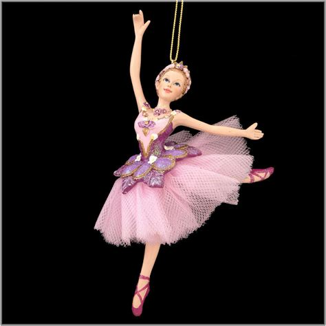 sugar plum ballerina ornament bronner s christmas wonderland