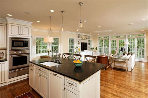 open kitchen design with living room open kitchen living room designs pictures smith design
