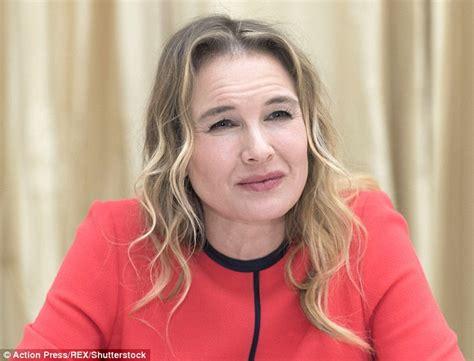 renee zellweger as bridget jones bridget jones s ren 233 e zellweger says she doesn t need