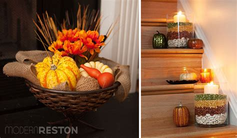 fall decor for the home home tour the wests lush and surprisingly