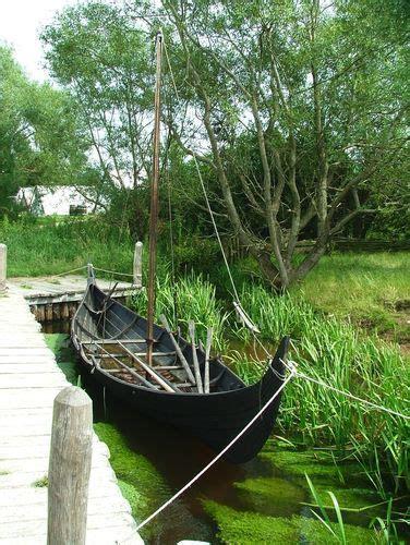 viking boats denmark small viking boat at ribe viking centre denmark vikings