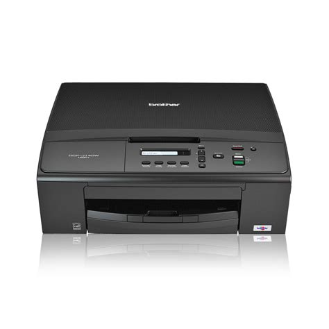 download resetter brother dcp j140w impressora multifun 231 245 es tinta dcp j140w brother