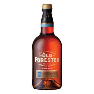 Brown forman old forester