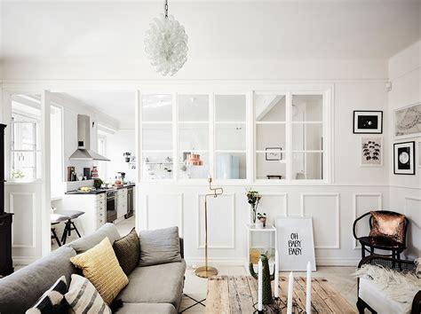 ikea ordnerregal una parete divisoria in vetro e legno in the mood for design