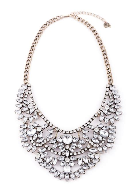 story statement necklace happiness boutique