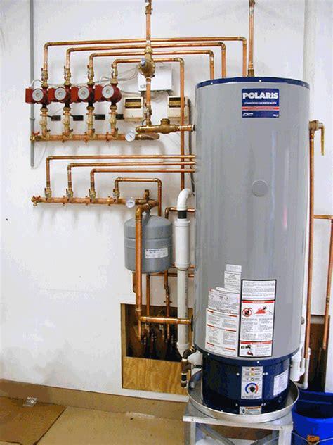 radiant heat water heater or boiler the open system diy radiant floor heating radiant