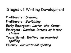 Stages Of Writing An Essay by Stages Of Writing Development