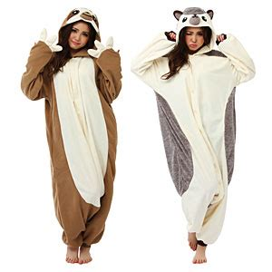 Piyama Japan japanese kigurumi pajamas thinkgeek
