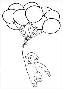 curious george coloring pages curious george coloring pages free printable pictures
