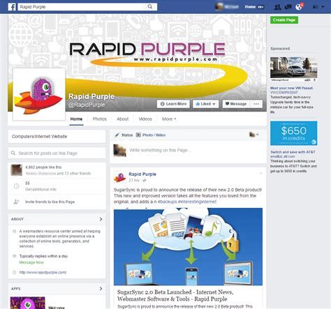 facebook themes business facebook starts roll out of new business pages design