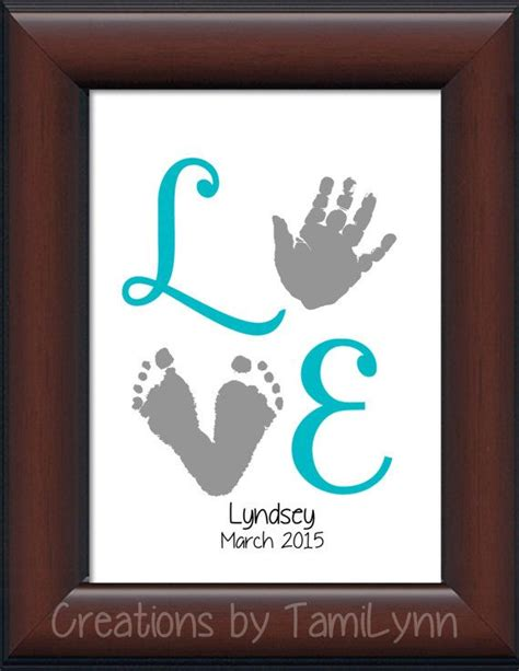 baby crafts 212 best and foot prints images on