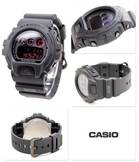 Casio Gshock Dw 6900bb Darknight Blackout casio g shock watches limited edition