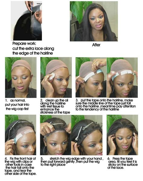 how to make front of wig look like porsha williams how to apply for a lace front wig wigs and hairpieces