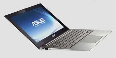 Laptop Asus Tipis Terbaru harga asus zenbook ux21 dan ux31 terbaru dan spesifikasi