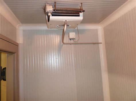 evaporateur chambre froide comment installer une chambre froide fabulous chambre