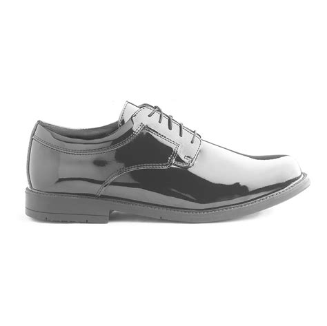 high gloss oxford shoes galls high gloss oxford
