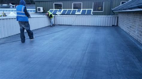 Flat Roof Installation Services Assured Pro Roofing Quality Roofing In