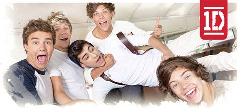 One Direction Invitation Cards