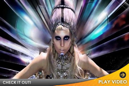 born lady definition lady gaga born this way video clip meaning