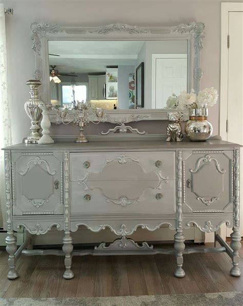 Sideboards. marvellous vintage buffet table: vintage buffet table antique buffet with mirror