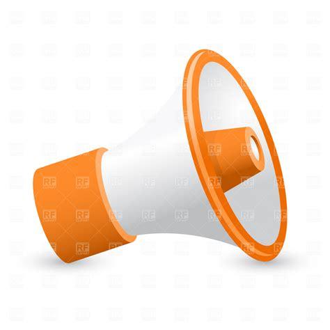 megaphone clipart megaphone royalty free vector clip image 1747 rfclipart