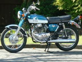 1970s Honda Motorcycles Our Bikes Classic Japanese Motorcycle