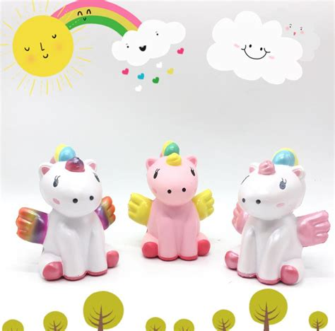 Squishy Jumbo Limited limited wawaii the magical unicorn squishy