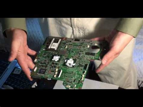 baking the motherboard hp pavilion dv2500 nvidia