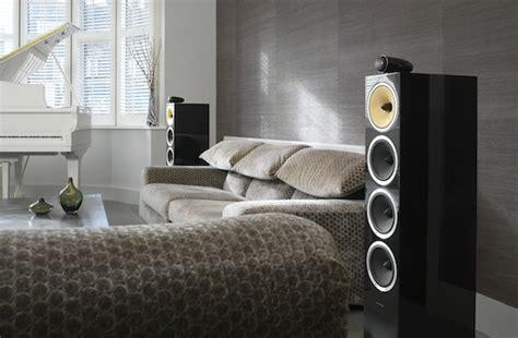 bowers wilkins cm floorstanding speakers ecousticscom