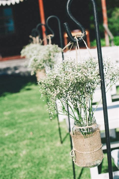 Wedding Aisle Runner Australia by Rustic Outdoor Wedding Aisle Ideas Baby 180 S Breath Aisle