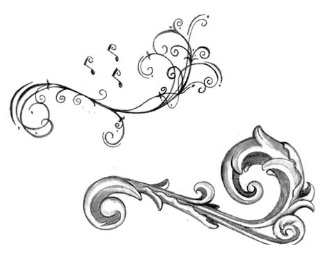 filigree tattoo design filigree drawing pic fly drawings html 44891 jpg 777 215 605