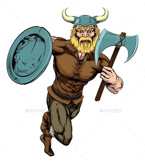 top 10 toughest viking warriors toptenz viking axe warrior by krisdog graphicriver